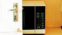 Mikrowelle reinigen – ganz einfach mit Hausmitteln