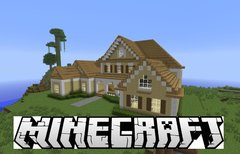 Minecraft: Häuser bauen...