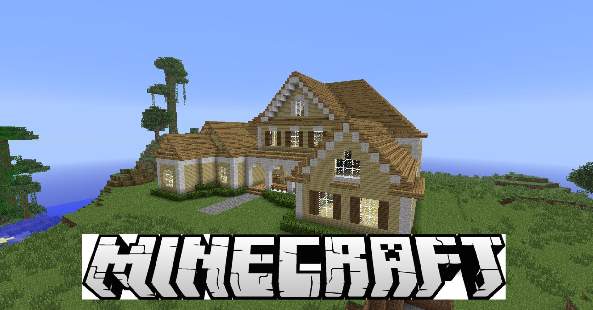 Minecraft Häuser Bauen Leicht Gemacht So Gehts GIGA - Minecraft schone einfache hauser