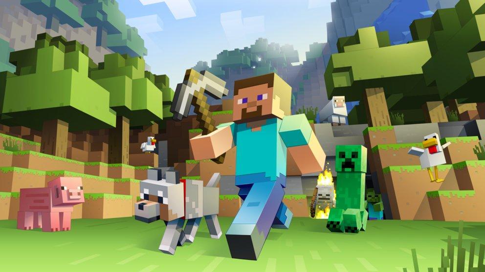 MinecraftRekord Offiziell Meistverbreitetes Spiel Auf Youtube GIGA - Minecraft spiele youtube