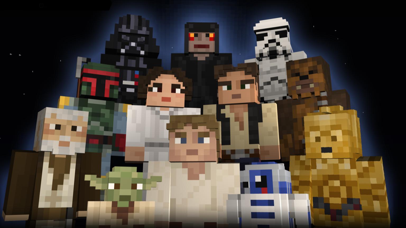Minecraft Star WarsMod Download Und Infos Zur Modifikation GIGA - Minecraft spielen star wars