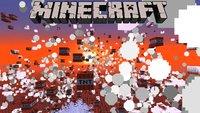 Minecraft TNT: Bauen und Fernzünden - Alle Infos zu den explosiven Blöcken