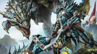 Monster Hunter X: Neue Monsterjagd für den Nintendo 3DS angekündigt