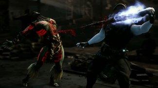 Mortal Kombat X: So sehen die Charaktere unmaskiert aus!