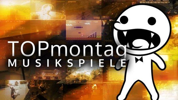 TOPmontag: Die besten Musikspiele (Platz 5 - 1) feat. STAGR