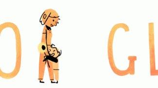 Schönen Muttertag 2015! Ein Doodle huldigt der Mutterliebe