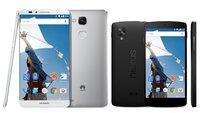 Nexus-Reihe: Fingerabdruckscanner und USB Typ-C indirekt bestätigt