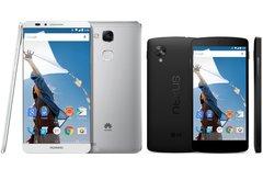 Nexus 5 und Nexus 6 (2015):...