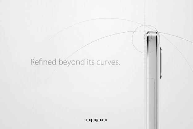 Oppo R7: Teaser bestätigen Unibody-Gehäuse aus Metall, Spezifikationen bekannt