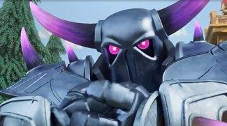 Clash of Clans-P.E.K.K.A.: Tipps und Infos zum mysteriösen Samurai-Roboter