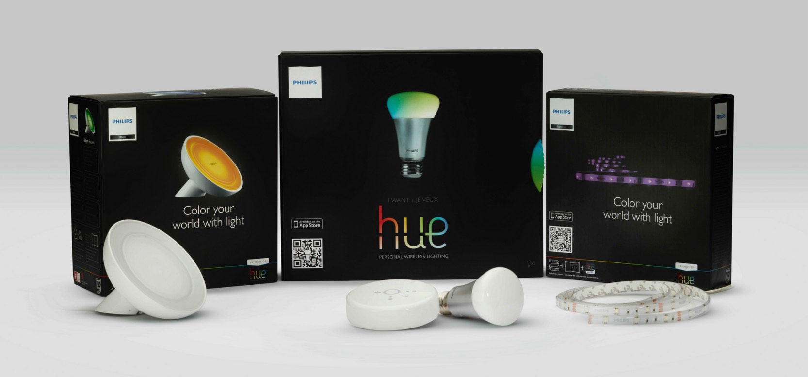 wlan licht philips hue im ganz pers nlichen test giga. Black Bedroom Furniture Sets. Home Design Ideas