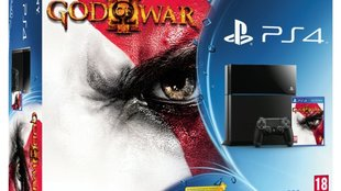 Götter-Bundle: PlayStation 4 mit God of War 3 Remastered für 429,99 €