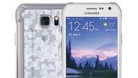 """Samsung Galaxy S6 Active: Erste Bilder aufgetaucht, Spezifikationen """"bestätigt"""" [Update]"""