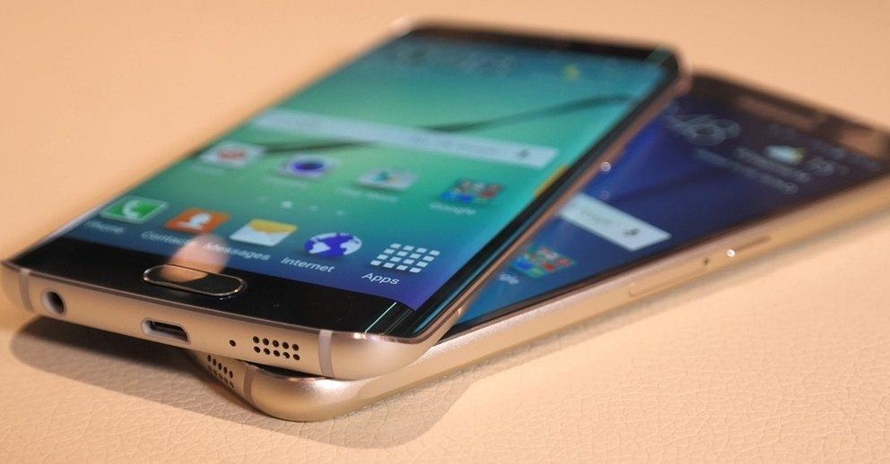 Samsung Galaxy S6 und S6 edge: Kratzer im Display angeblich durch Originalzubehör