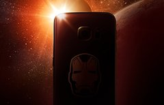 Samsung Galaxy S6 edge: Iron...