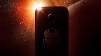 Samsung Galaxy S6 edge: Iron Man-Edition offiziell angekündigt [Update]