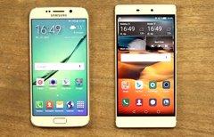 Samsung Galaxy S6 edge und...