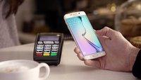 Samsung Pay: Digitaler Bezahldienst wird für Europastart vorbereitet