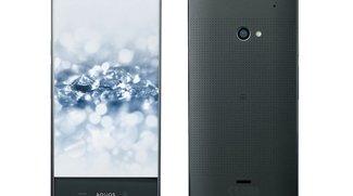 Sharp Aquos Xx und Crystal 2: Smartphone-Schönheiten beinahe ganz ohne Rahmen vorgestellt