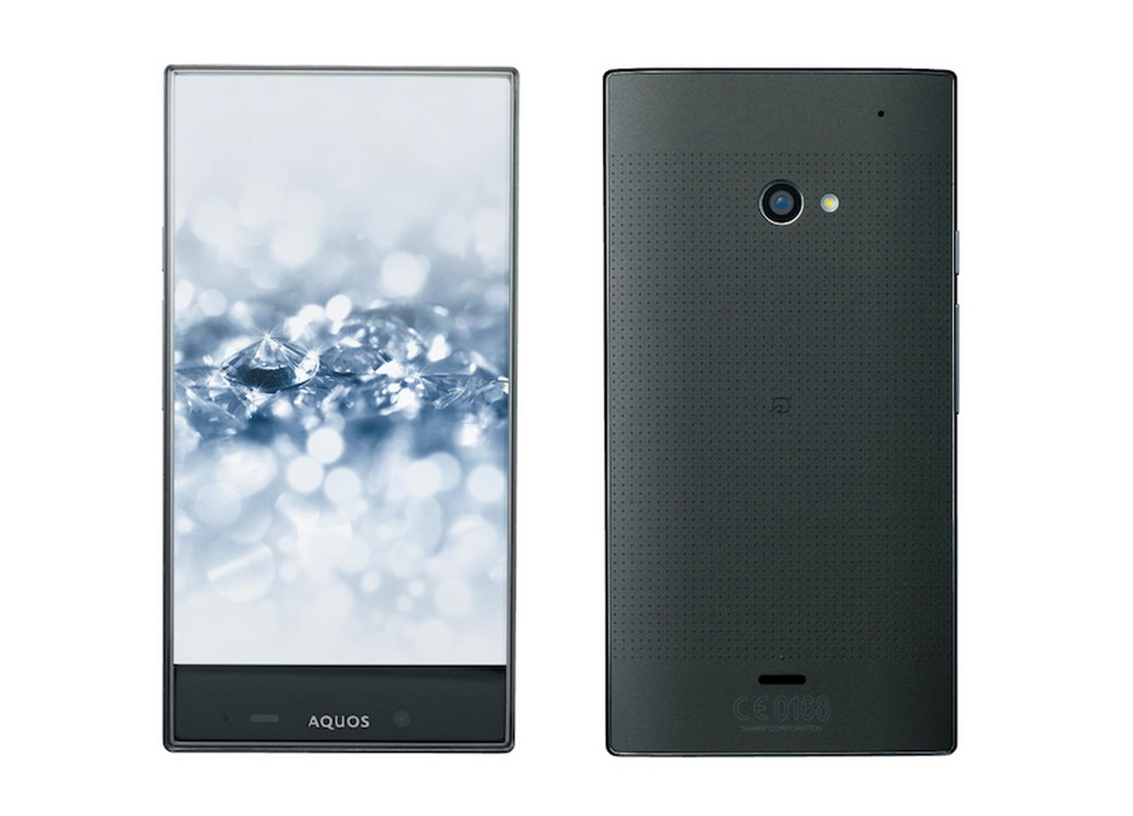 Sharp Aquos Xx und Crystal 2: Smartphone-Schönheiten beinahe ganz ...