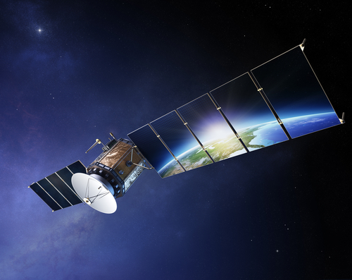 Frequenz Satellit