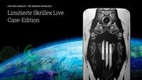 Skrillex Live-Case: Hüllen für Nexus- und Galaxy-Smartphones inklusive Live-Wallpaper vorgestellt