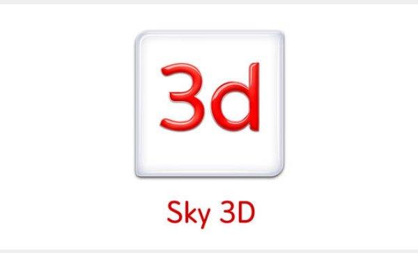 Sky 3d Sender