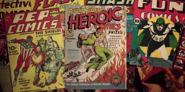 Was ist dein Superhelden-Name? Fünf Generatoren für Heroes und Schurken
