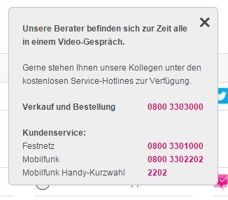Kundenservice Festnetz Telekom E Mail