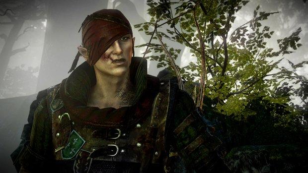 The Witcher 3: Iorweth – alles zum Scarface-Elfen!