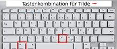 Tilde auf Mac eingeben (Tastenkombination) – so geht's