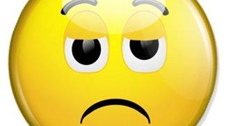 Trauriger Smiley: So erstellt ihr das Emoticon in Word und diversen Chats