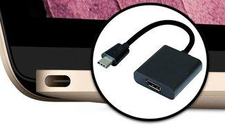 USB 3.1 Typ C auf DisplayPort: Adapter für neues MacBook verfügbar