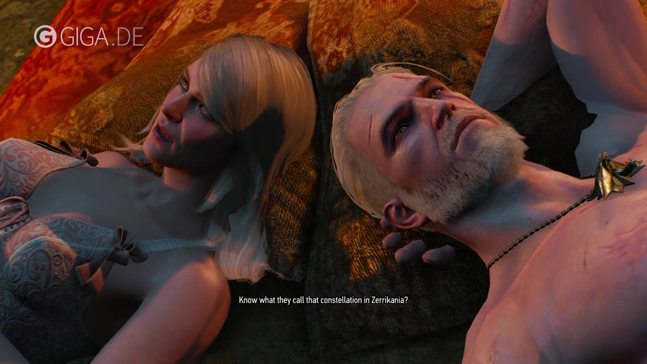 Sexszenen the witcher The Witcher