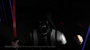 Vader-tag bei Laserstar Berlin