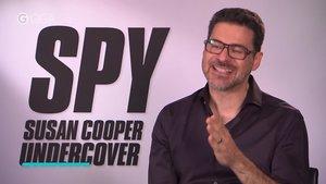 Spy - Susan Cooper undercover - Rick Kavanian im Interview mit GIGA Film