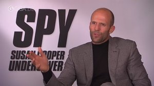 Spy - Susan Cooper undercover - Jason Statham im Interview mit GIGA Film