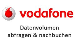 Vodafone-Datenvolumen:...