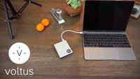 MacBook: Kickstarter-Projekt für Dock mit eingebautem Zusatzakku