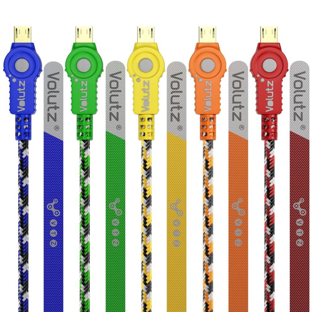 Gute USB-Kabel müssen heutzutage auch nicht mehr hässlich sein.