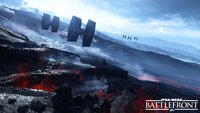 Star Wars Battlefront: Wallpaper für das Smartphone