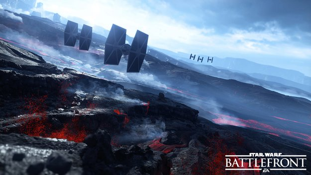 Star Wars Battlefront: Power-ups aktivieren Helden