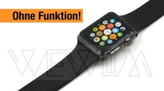 Apple Watch als Attrappe bei Amazon erhältlich: Wenn es mit dem Original etwas länger dauert…