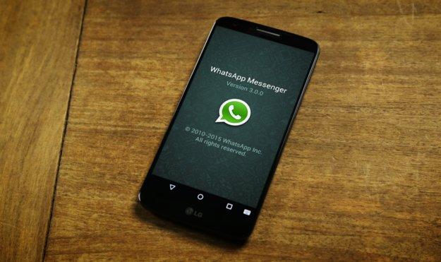 WhatsApp bekommt bald einen Like-Button