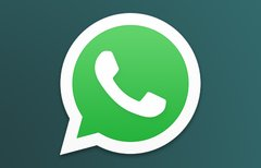 WhatsApp: Telefonieren...