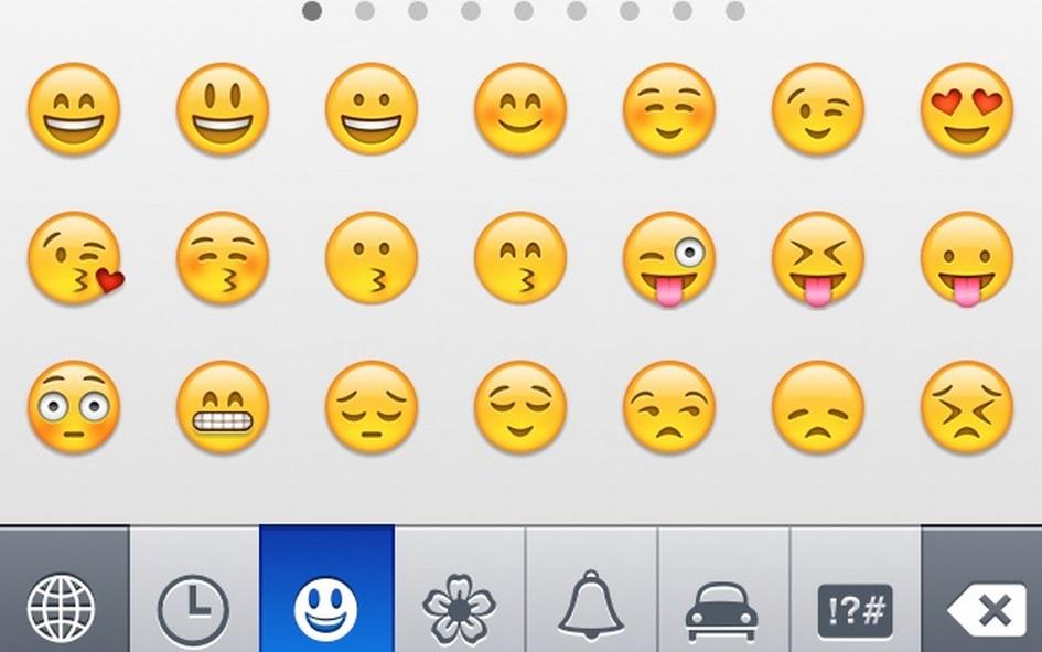was bedeutet das küssen emoji