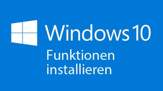 Windows 10 Funktionen installieren auf Windows 7 und Windows 8