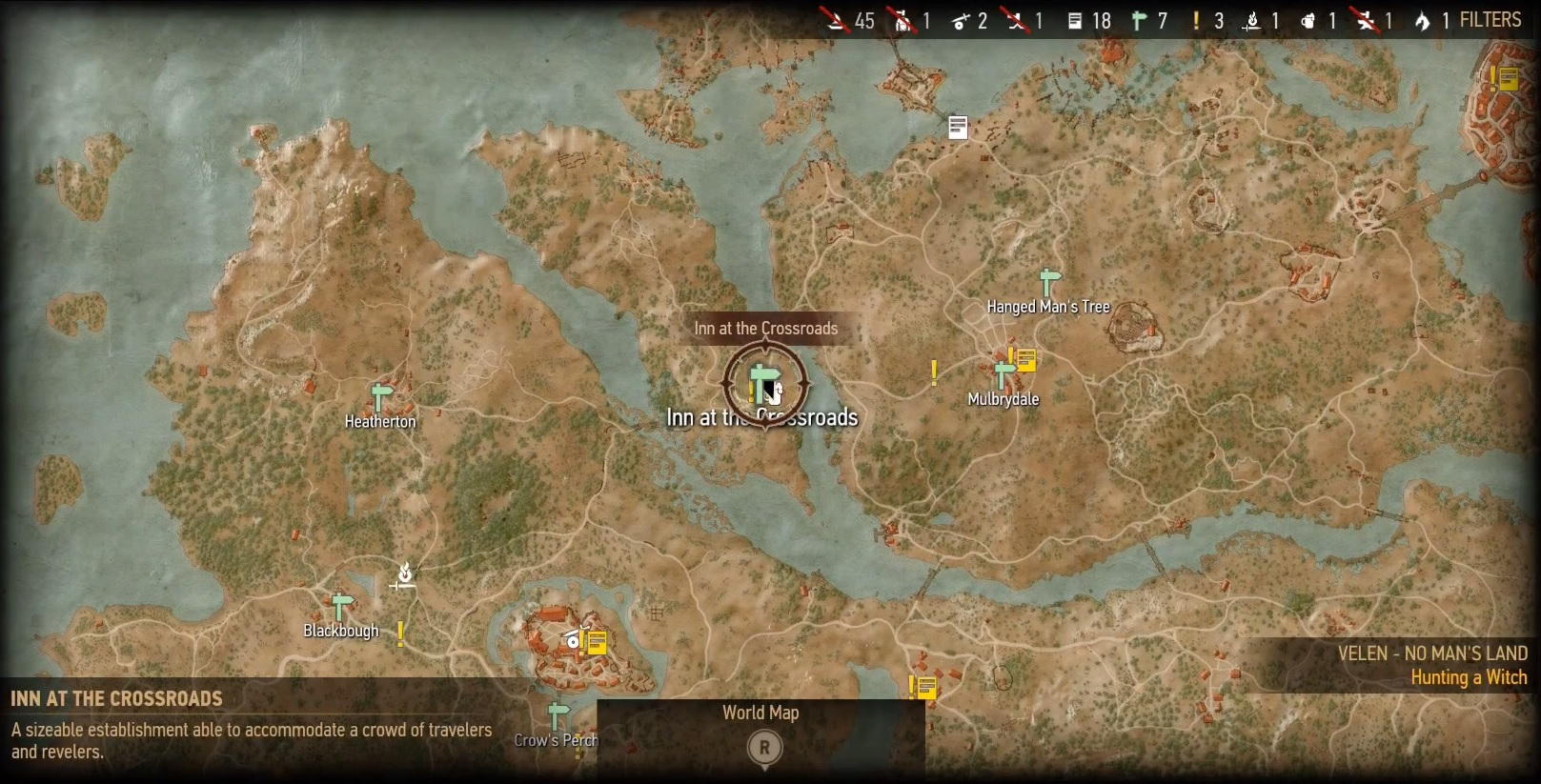 The Witcher Karte.The Witcher 3 Alle Faustkampfe Mit Tipps Und Fundorten