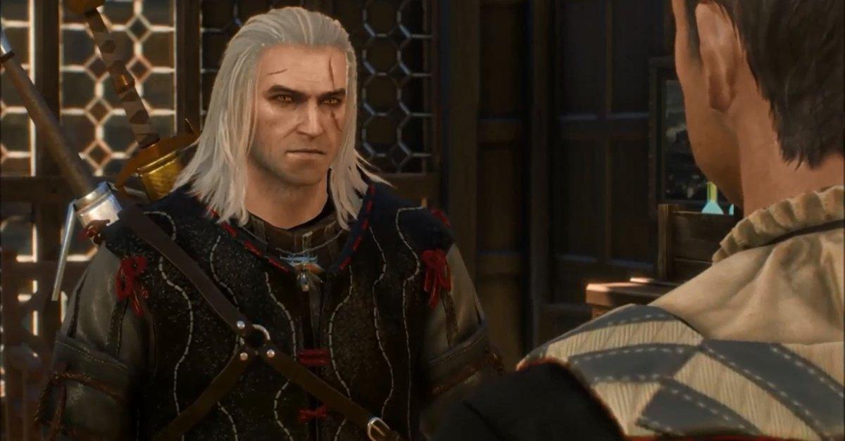 The Witcher 3 Frisuren Und Bärte Makeover Für Geralt Giga