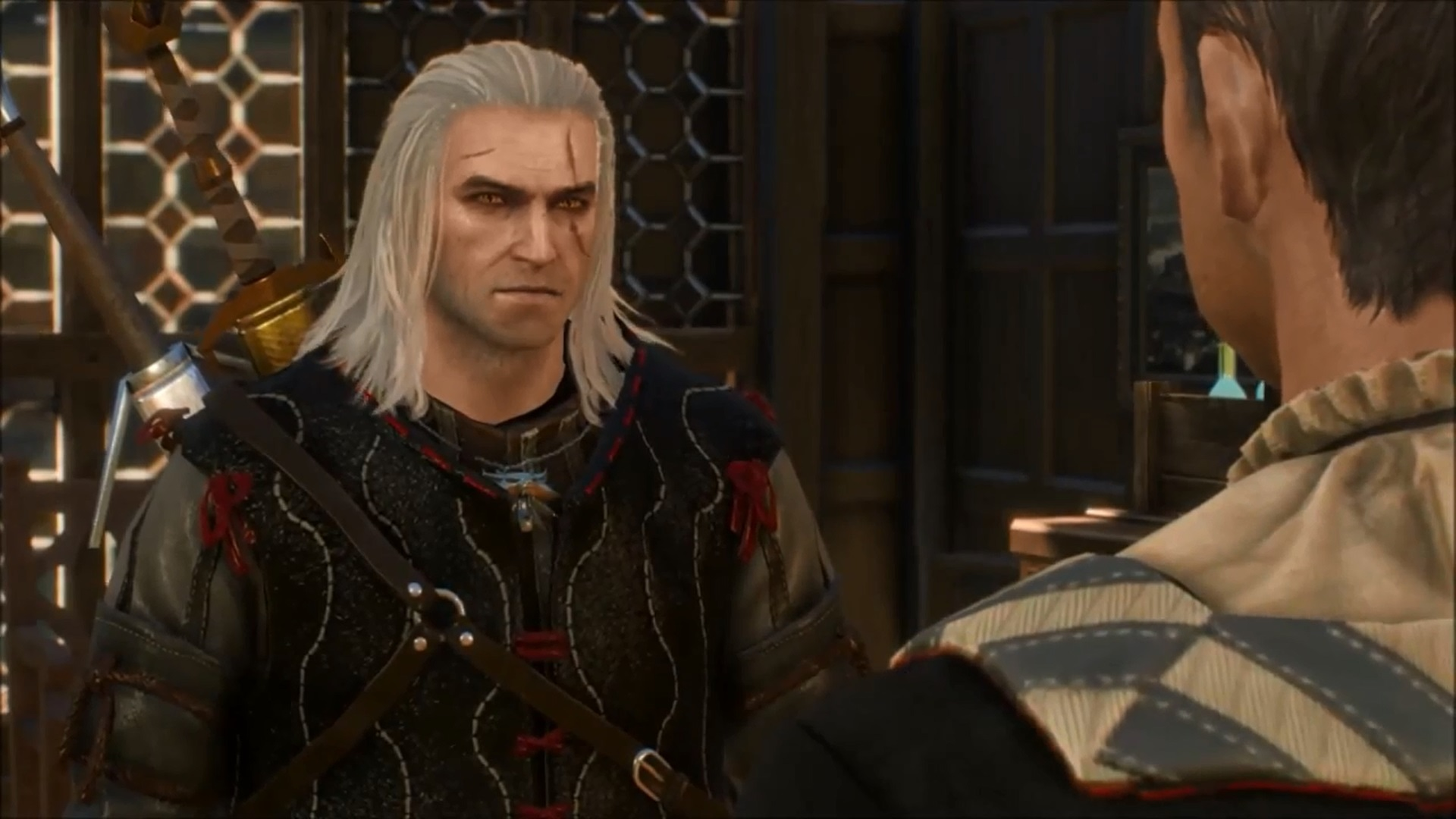 The Witcher 3 Frisuren Und Barte Makeover Fur Geralt